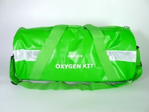 MediTECH Oxygen Therapy Kit Bag - MicroVENT CPR Resuscitators Also Available NEW