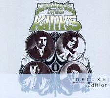 Something Else: Deluxe Edition - Kinks (2011, CD NUEVO)2 DISC SET