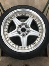 17INCH WORK VS5 Wheels 5X114.3 3PC JDM
