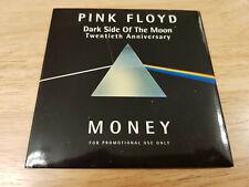 Pink Floyd ★ Money ★ 20th Anniversary Promo CD ★ David Gilmour
