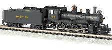 "Nickel Plate 4-6-0 Baldwin Steam Locomotive ""Ten Wheeler"" with Decoder N-Scale"