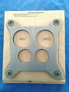 Fel-Pro Carburetor Mounting Gasket # 60301