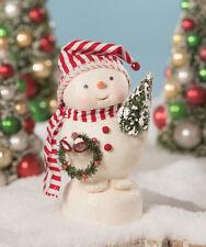 Bethany Lowe Christmas Jingle All The Way Snowman Ma9266 New 2020