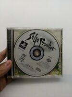 SaGa Frontier (Sony PlayStation 1, 1998) no manual