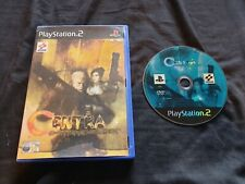 CONTRA SHATTERED SOLDIER Sony Playstation 2 Game PS2