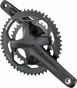 FSA (Full Speed Ahead) Omega Crankset- 175mm, 11-Speed, 50/34t, 120/90 BCD