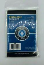 100 CSP TEAM SET BAGS Resealable Strip Trading Card Baseball NEW