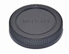 Micro 4/3 Rear Lens Cap Camera Lens Back Cap Olympus Panasonic