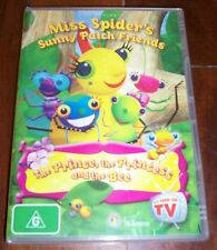 Miss Spider's Sunny Patch Friends - Prince, Princess & the Bee - NEW / SEALED R4