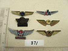 Airline Aviation Wing & Stir Sticks - Various airlines, airports