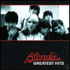 BLONDIE - GREATEST HITS D/Remaster CD ~ DEBORAH HARRY ~ 70's BEST OF *NEW*