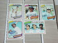 1980 TOPPS LOT - YOU PICK (20) COMPLETE YOUR SET - ExMt+