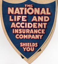 Vintage NEEDLE Case - National Life & Accident Insurance Company