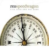 REO Speedwagon - Find Your Own Way Home (2007 CD Album) FREE UK P&P