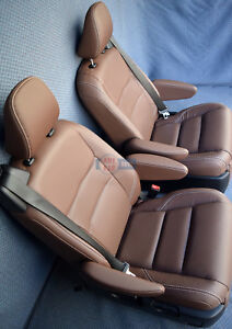 2020 2019 2018 2017 Toyota Sienna Recliner Seats Brown Leather 2nd Row Touring
