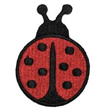 Ladybug Applique Patch (Iron on)