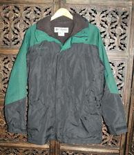 Men's Columbia Sportswear Company Interchange 3-1 Black & Green Coat Size Large