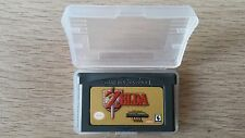 The Legend of Zelda: A Link to the past and Four Swords GBA-Game Boy Advance