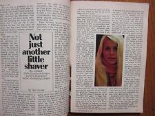 Feb 12-1972 Guide (GUNILLA KNUTSON/OWEN  MARSHALL/ARTHUR HILL/SIR JOHN  GIELGUD)
