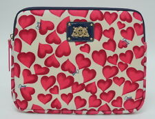 JUICY COUTURE iPad Case Darling Pink Hearts  NIB  YTRUT462 $48