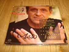 IVAN FISCHER Schubert Symphony # 9 CHANNEL CLASSICS SACD NEW Signed NEU Signiert