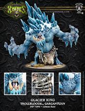 Hordes BNIB Trollblood Gargantuan Glacier King inc resin 71094