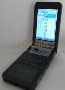 Sony Clie Palm PDA Handheld - Grade A (PEG-NZ90) - Read Description!
