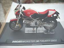 DUCATI  MONSTER S4 FOGARTY 2002 SCALA 124