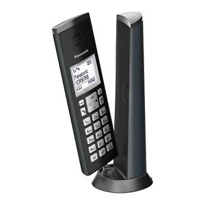 PANASONIC KX-TGK220EW Cordless Phone with Answering Machine Call Blocker
