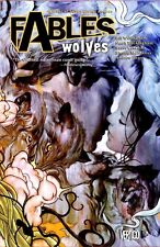 Fables #8 - Wolves (Dec 2006, DC)