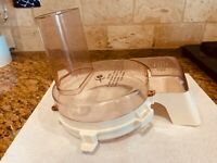 Hamilton Beach Scovill Emmie Food Processor 544-1 Lid w/ Chute Replacement Part
