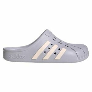 Adidas Adilette FY8968 Gray Unisex Adult Synthetic with EVA Footbed Clog BS97