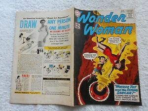 WONDER WOMAN #132-(AUGUST,1962)-DC COMICS