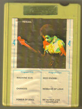 Jimi Hendrix    Band of Gypsys   hard to find 4 track tape  USA   Capitol/AMPEX