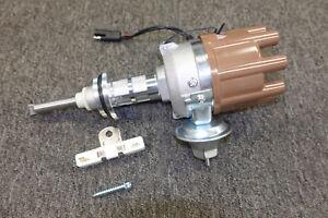 Hi-Po Electronic Ignition Distributor LA Engine Tan Cap 340 318 360 Dodge
