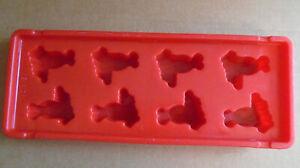 Disney Silicone Goofy Face Ice Tray Candy Mold  sa