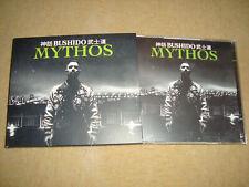 BUSHIDO - Mythos  (2 CDs)