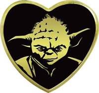 Star Wars Pins ~ YODA ~ Variety Children's Charity