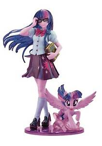 BISHOUJO - MY LITTLE PONY TWILIGHT SPARKLE STATUE LIMITED EDITION Variant