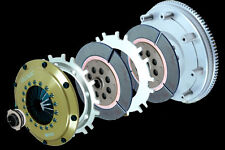ORC  659 SERIES TWIN PLATE CLUTCH KIT FOR NISSAN SR20 DET S15 -ORC-P659D-NS0207