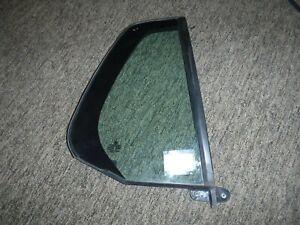 Passenger Rear Door Vent Glass Hatchback Privacy Tint Fits 15-18 GOLF GTI