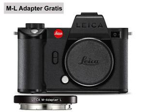 Leica SL2-S, schwarz  (NEU)  10880