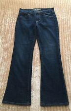 "Old Navy Sweetheart Jeans Size 4 Short Dark Blue Sexy Casual Style 29"" Inseam"