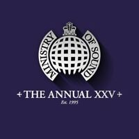 The Annual XXV - Ministry of Sound - New 3CD Album