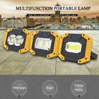 20W COB Arbeitslampe LED Tragbare Wasserdichte Scheinwerfer für Camping Licht