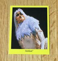 Goldust WWF WWE 1997 Cardinal Wrestling Card