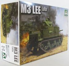 Takom 1:35 02087 m³ Lee US MEDIUM TANK Kit militari ULTIMO MODELLO