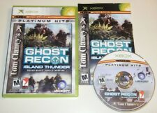 Tom Clancy's Ghost Recon: Island Thunder COMPLETE GAME for original XBOX GC