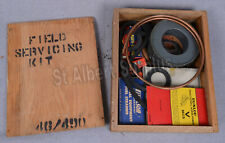 Military Rcaf Aircraft Field Servicing Kit - New - 1950'S - 2076R15