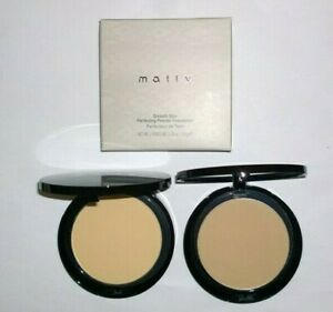 Mally Beauty Smooth Skin Perfecting Powder Foundation - You Choose Shade - New